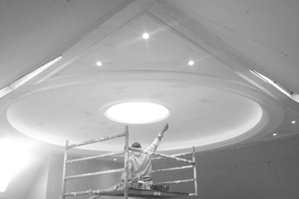 case-study-ceiling-dome-and-light-feature-kingswood